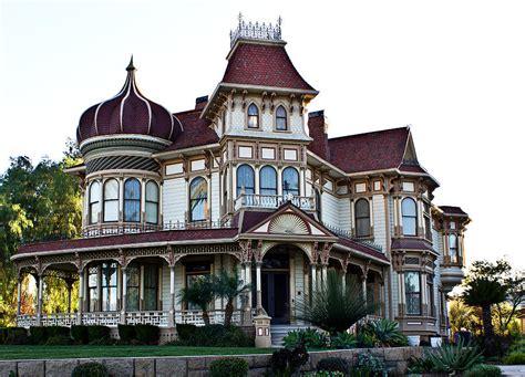 Victorian House Plans morey mansion