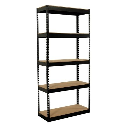 Free Standing Shelf Units by Casa Solutions Colossal Rack Shelving Unit Csa341472 Free Standing Shelving Units Ace Hardware