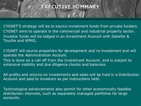 Executive Summary Powerpoint Presentation Powerpoint Executive Summary