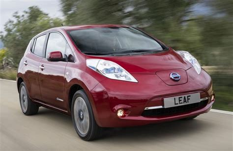 Nissan Leaf 2020 Uk by More Electric Car Charge Points Than Petrol Stations In Uk