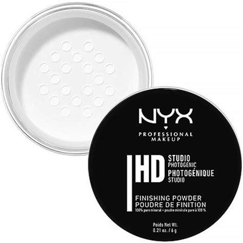 Nyx Hd Setting Powder studio finishing powder translucent finish ulta