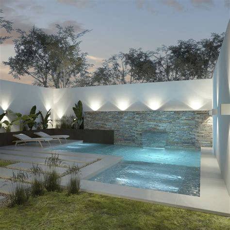 imagenes de jardines y patios pequeños las 25 mejores ideas sobre patios de piedra en pinterest
