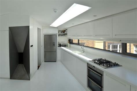 kitchen designs london modern kitchen design in loft extension london by belsize
