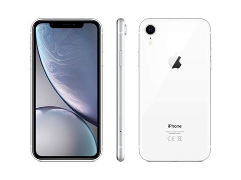 iphone xr apple 6 1 3 gb 64 gb blanco worten
