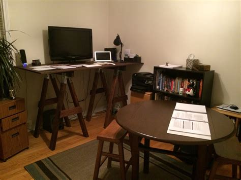 breathtaking design home office standing desk comes with