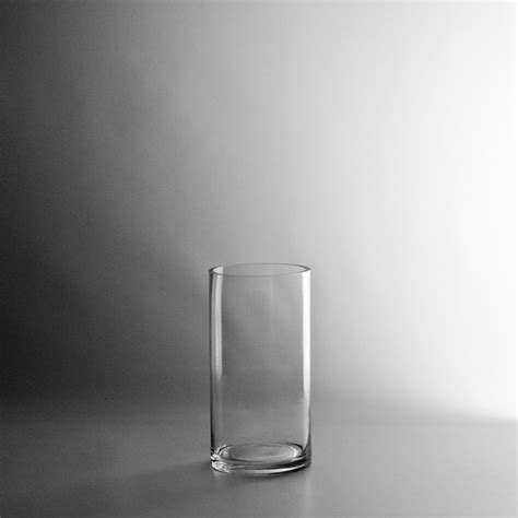 Clear Glass Vases Wholesale 8 quot cylinder clear glass vase wholesale flowers and