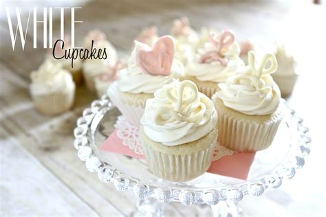 best wedding shower cupcake recipes white cupcakes for a baby shower