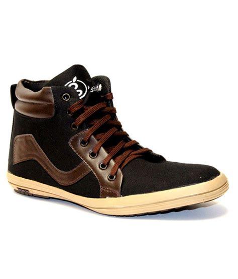 Sneakers Denim 1 guava denim sneakers black price in india buy guava