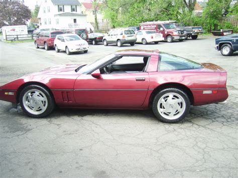 automobile air conditioning service 1989 chevrolet corvette electronic valve timing 1989 chevorlet corvette 1 owner new paint well maintaned easy restore