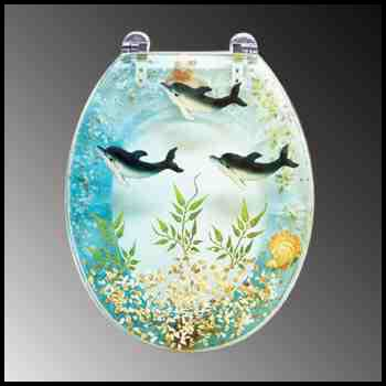 nautical toilet seat cover toilet seats dolphin trio nautical toilet seat elongated