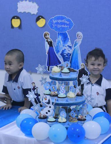 film frozen untuk anak lunetta cupcake karakter frozen lunetta online home made