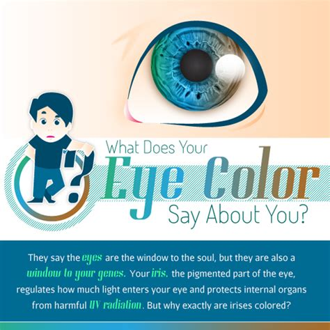 what does your bedroom color say about you infographic what does your eye color say about you