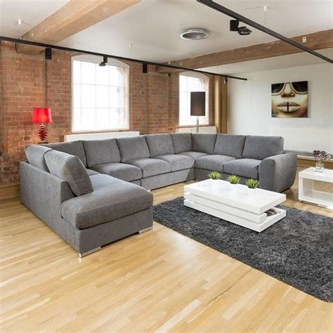large l shaped sectional sofas large u shaped sofa best 25 u shaped sectional ideas on