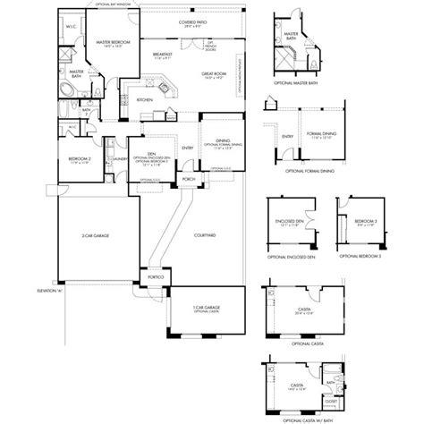 cantamia floor plans cantamia floor plans trilogy at vistancia floor plans