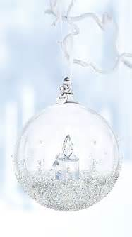 swarovski 2017 annual christmas ball ornament