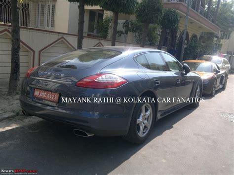 porsche kolkata supercars imports kolkata page 178 team bhp