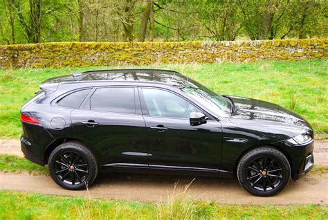 jaguar f pace black jaguar f pace r sport 2 0d 180ps awd review driving torque