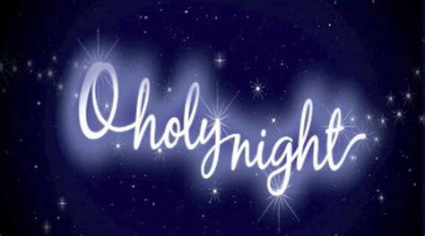 o holy night o r y women