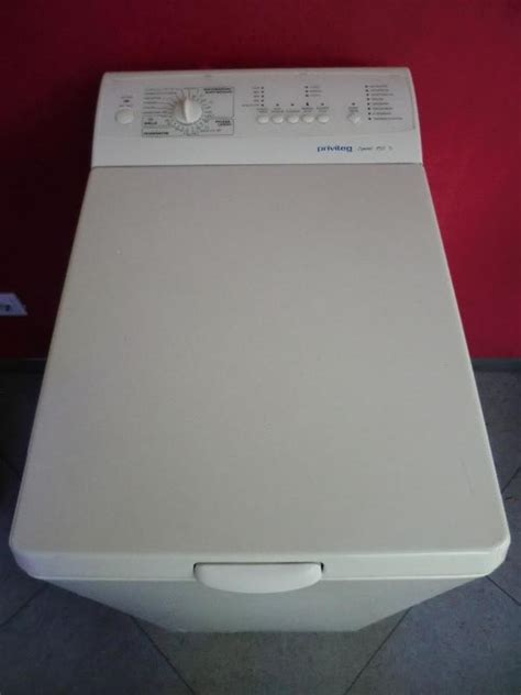 Privileg Waschmaschine Toplader by Privileg Dynamic 750s Toplader Waschmaschine Haus