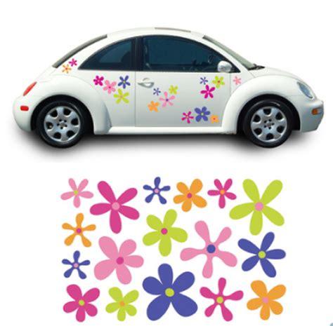 Auto Sticker Pusteblume by Flower Car Stickers