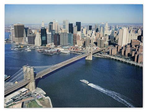 Photo Druck by Wandbild Fotodruck Keilrahmen Bild New York Skyline 3d