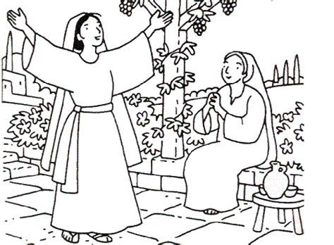 imagen de la virgen maria visitando a su prima isabel dibujos mar 237 a visita a su prima isabel compartiendo por amor