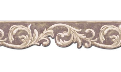 decorative wall border vintage borders vintage wallpaper border nut1732