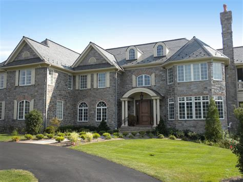 Exquisite Homes by Residential Photo Gallery Exterior Elegance Stone Veneer