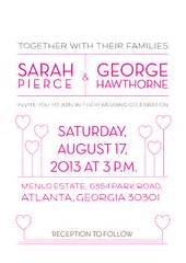 Contoh Invitation Letter Wedding How To Make Wedding Invitations With Sle Invitations
