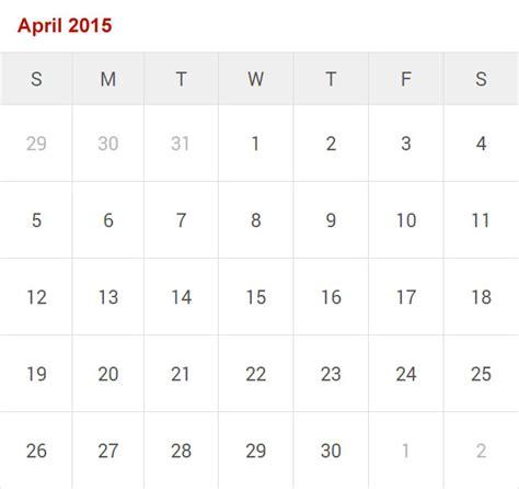 printable calendar april to december 2015 free download printable calendar for 2015 calendar 2015