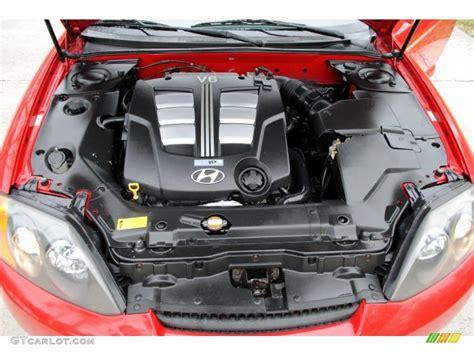 hayes auto repair manual 2003 hyundai tiburon engine control 2003 hyundai tiburon gt v6 2 7 liter dohc 24 valve v6 engine photo 26246716 gtcarlot com