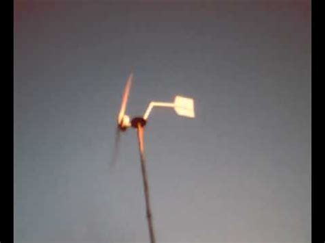 Ceiling Fan Wind Turbine by Cheap Wind Turbine From Ceiling Fan Video007 How To Save Money And Do It Yourself
