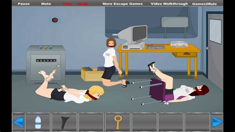 Play Room Escape Games Online - escape the tied girls walkthrough youtube
