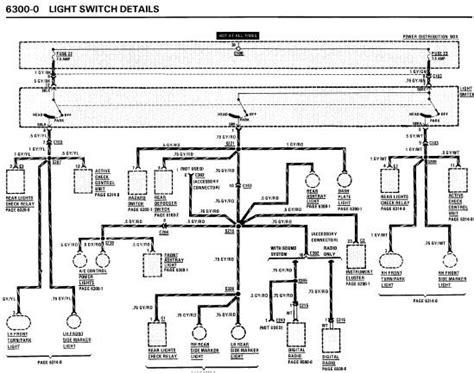 wiring diagram bmw 325 repair manuals bmw 325i 1991 electrical repair