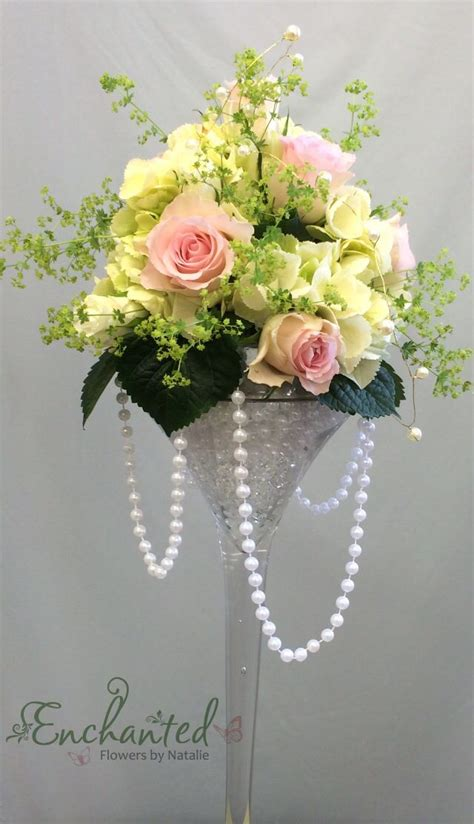 0278a0r South Flowers Pearl Pink 1000 images about pearl wedding on floral arrangements flower and centerpieces