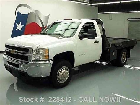 how to fix cars 2012 chevrolet silverado 3500 electronic valve timing chevrolet silverado 3500 reg cab drw 4x4 flat bed 2012 commercial pickups