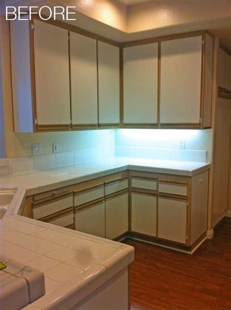 Easy Kitchen Cabinet Makeover Let S Die Friends Easy Kitchen Cabinet Makeover
