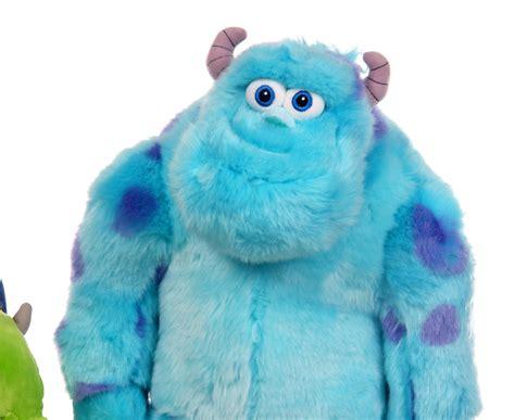 Disney Sulley dan the pixar fan monsters disney store mike