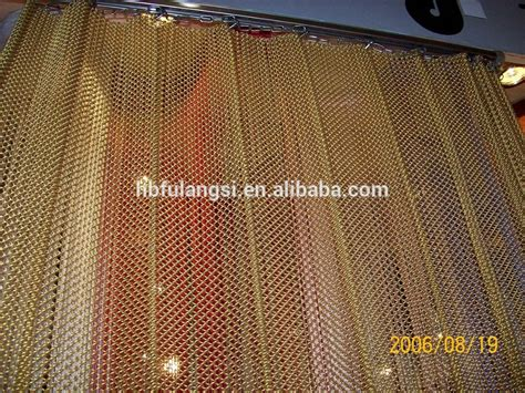 mesh curtain best price decorative chain link curtain mesh decorative