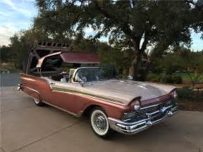 1957 Ford Skyliner 1957 Ford Skyliner Retractable Hardtop 179981