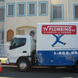 Los Angeles Ca Plumbing Contractor by Tv Plumbing Sewer 30 Photos Plumbing 8100 Stewart