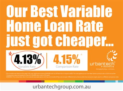 our best home loan variable rate just got even cheaper