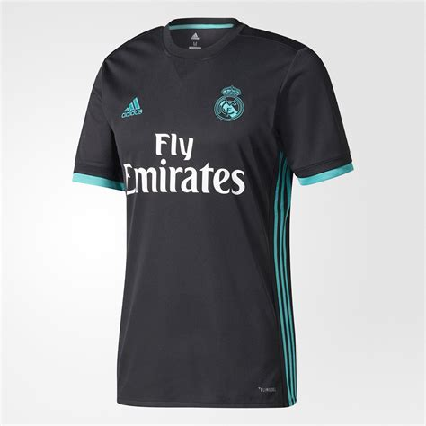 Real Shirt real madrid uit shirt 2017 2018 voetbalshirts