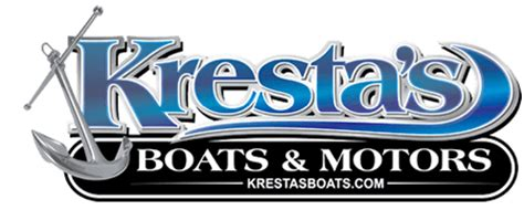 majek boats logo kresta s boats motors new used boats outboard