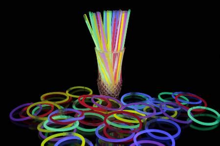 Bbsc Glow nouvel an produits fluo phosphorescent lumineux