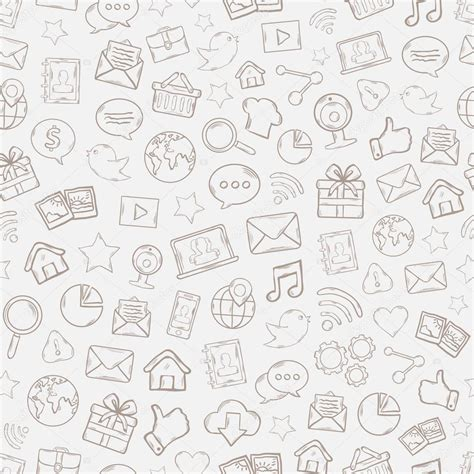 download pattern for mobile seamless mobile apps pattern stock vector 169 aldanni