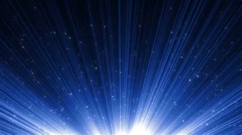 Blue Burst blue particle burst hd motion graphics background loop