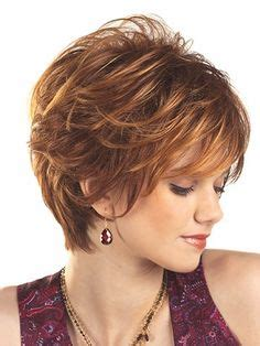 short whispy layers make me look bald short face flattering bob with feathered layers and wispy