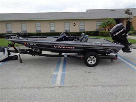 bass boats for sale central florida phoenix 619 pro boats for sale