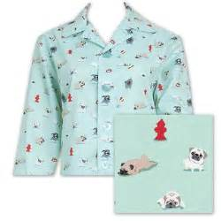 womens pug pyjamas 135 best images about pajamas for on shops sleeping dogs and